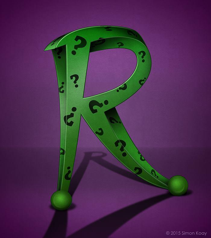 R for Riddler