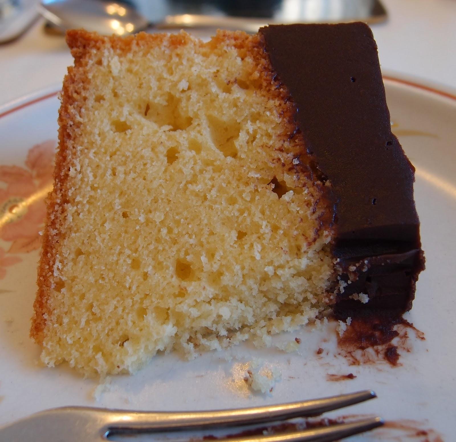 Tunis Cake Recipe