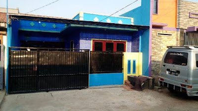 Rumah Dijual Murah Full Renovasi Graha Melasti Tambun Bekasi