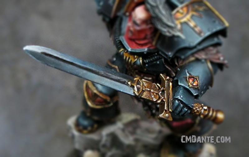 Abaddon Sword Blade - CMDante.com