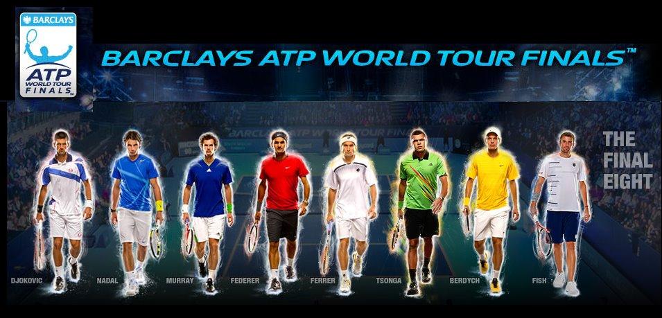 Atp World Tour Finals Match Schedule
