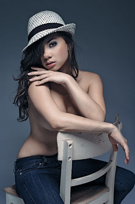 Garman Model Jennifer Jasmin Kurniawan Hot Photos