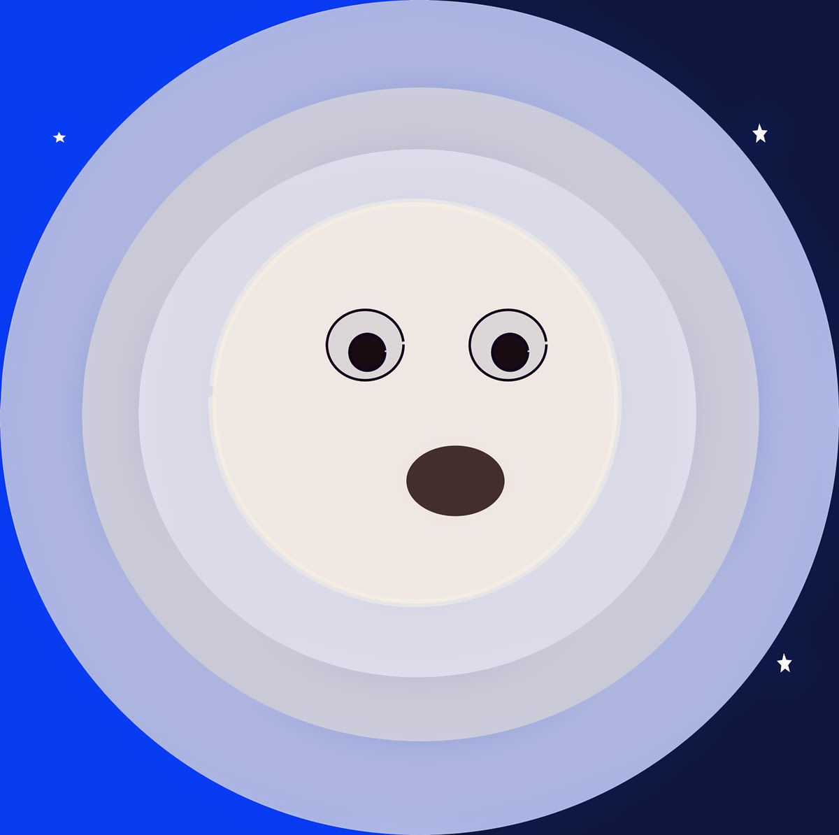 Moon, Luna, Lluna, Lune, Mond, 月亮