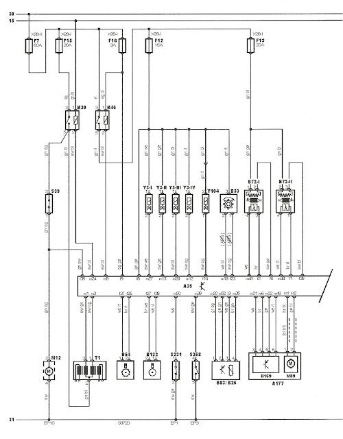 manuales de mecanica  esquema electrico ford fiesta 1 6