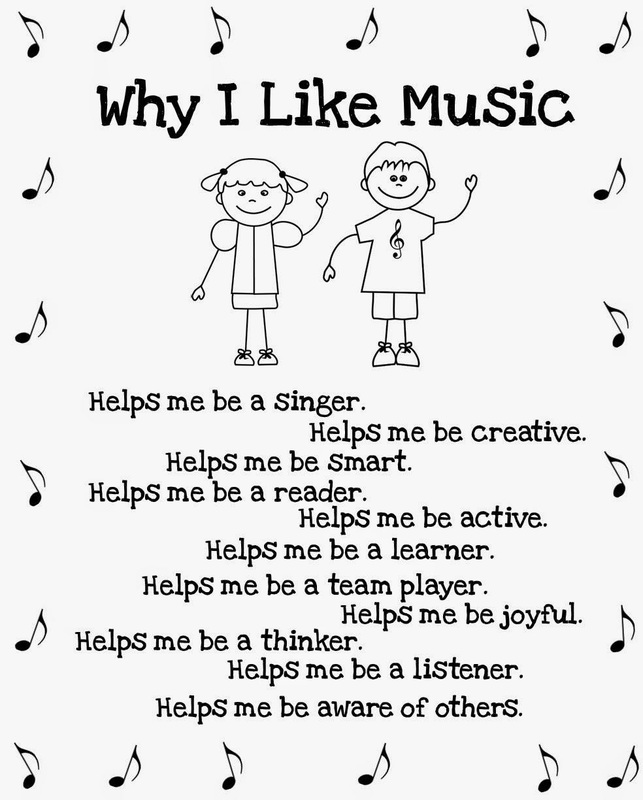 Why I like music
