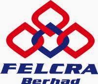 Jawatan Kerja Kosong Lembaga Penyatuan dan Pemulihan Tanah Persekutuan (FELCRA) logo www.ohjob.info november 2014