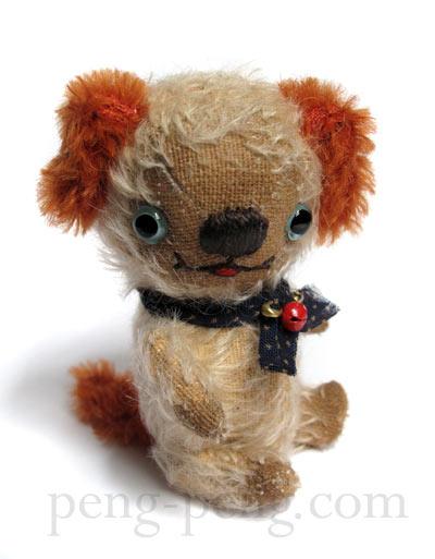 mohair dog miniature