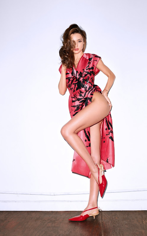 Miranda Kerr shows off her curves for 2013 Purple Magazine Photo Shoot