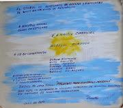 . el artista plastico, Sr. Victro H. PUSSETTO, presento y hizo entrega de . escanear
