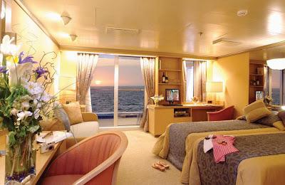 P&O Arcadia Suite