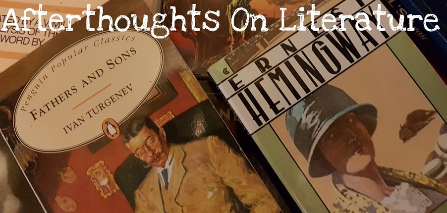 Afterthoughts on Literature