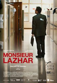 Poster de Profesor Lazhar
