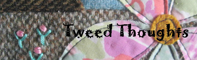 Tweed thoughts ...