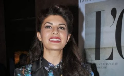 sexy jacqueline fernandez at the relaunch of l officiel