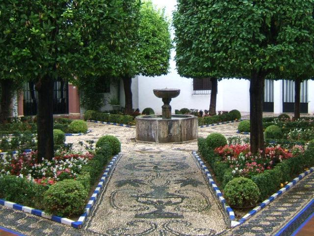 Arquitectura del paisajismo - Fotos de patios rusticos ...