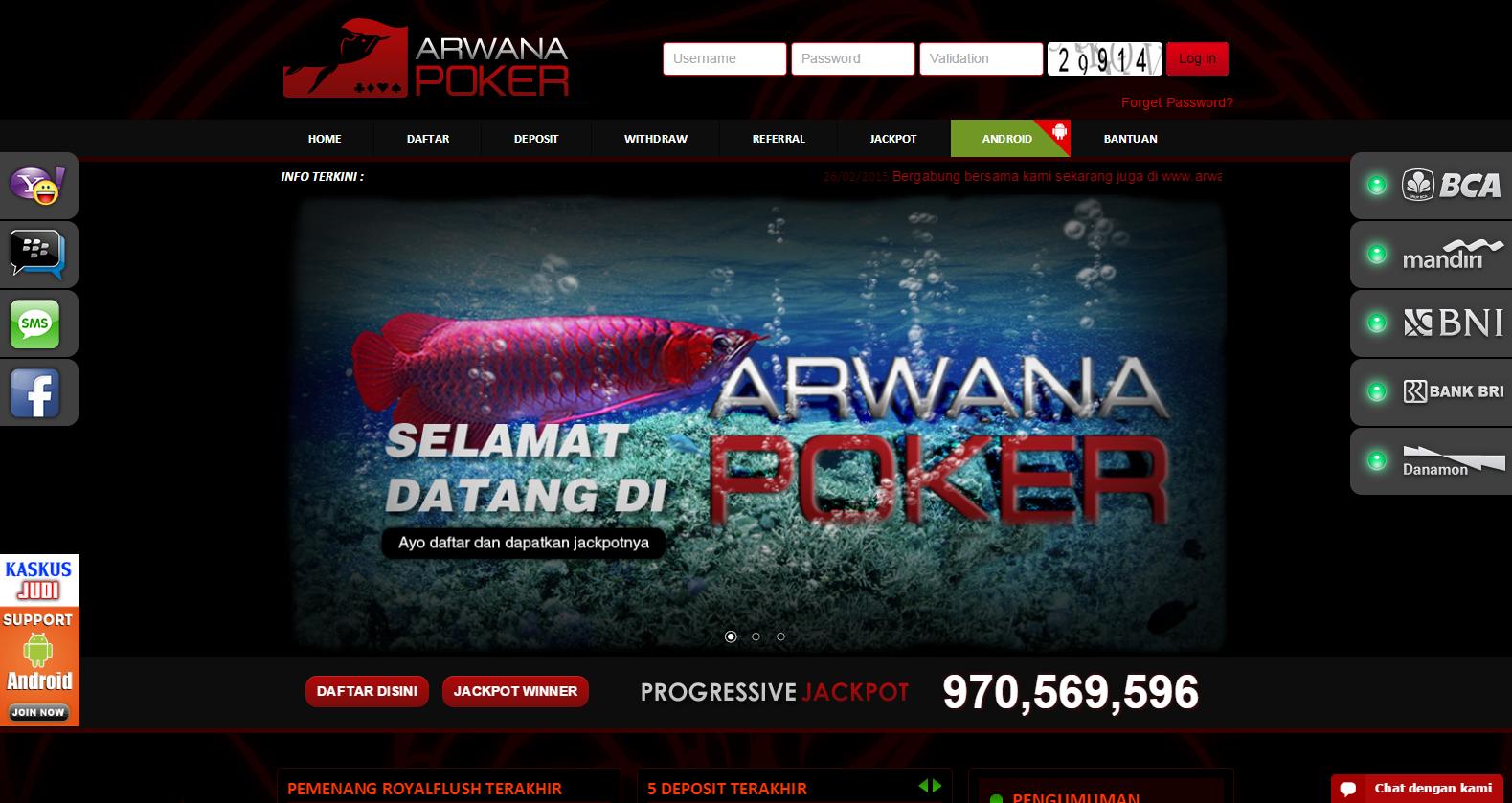 arwanapoker.com