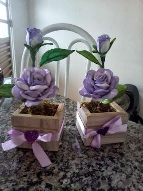 Minhas rosas...em lilás