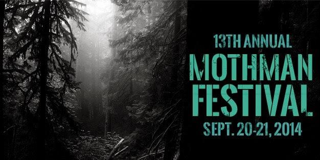 Mothman Festival 2014