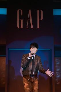 Gap潮酷時尚派對  林俊傑熱力獻唱