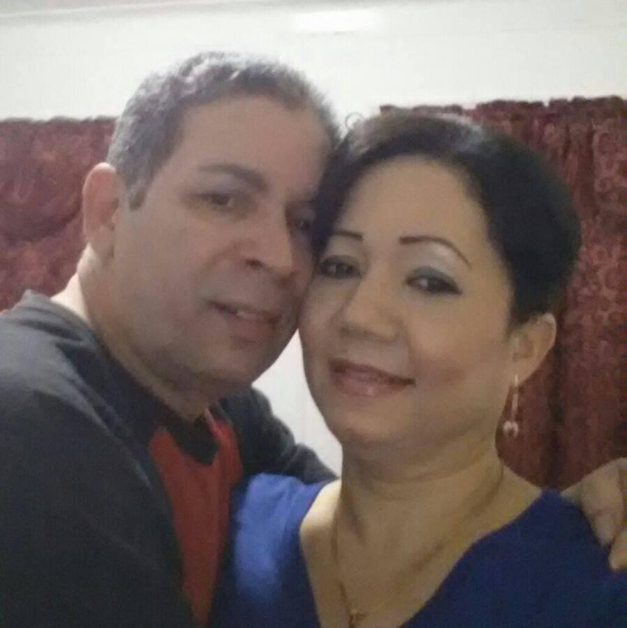 Pedro y Nina Paulino
