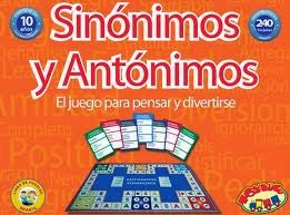 ♥Sinónimos y Antóninos♥