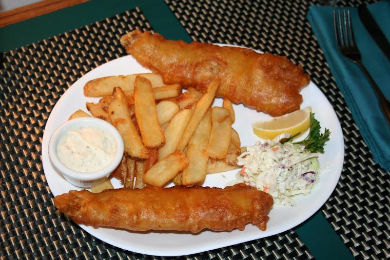 FAVOURITE ISLAND FISH DISH