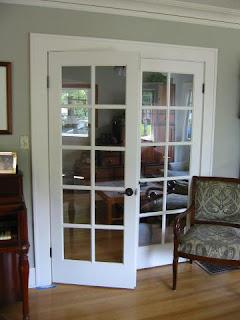 interior double doors