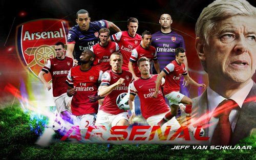 Arsenal Photo 2013