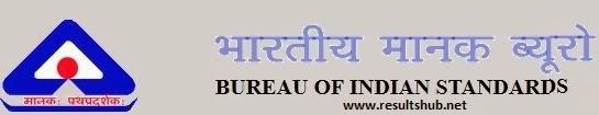 BIS (Bureau of Indian Standards) Recruitment 2014