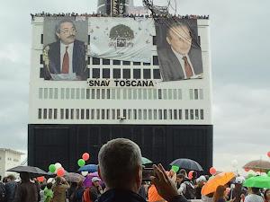 Nave della Legalità: Da Roma e dalla Toscana a Palermo!!