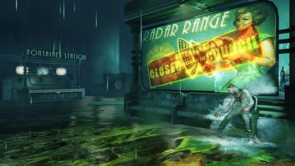 BIOSHOCK: INFINITE BURIAL AT SEA EPISODE PC GAME