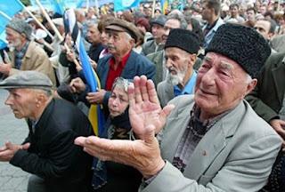 Krím Ukrajna része maradt