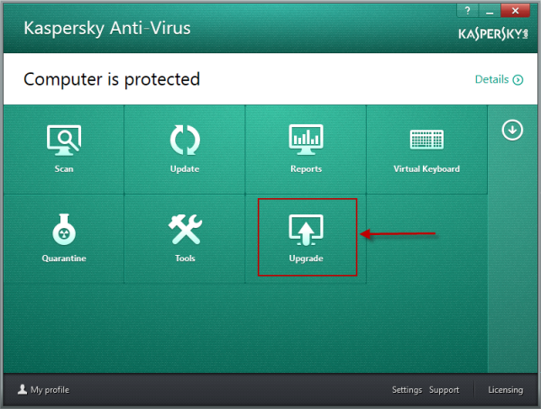 Kaspersky Anti-Virus 2014 14.0.0.4651
