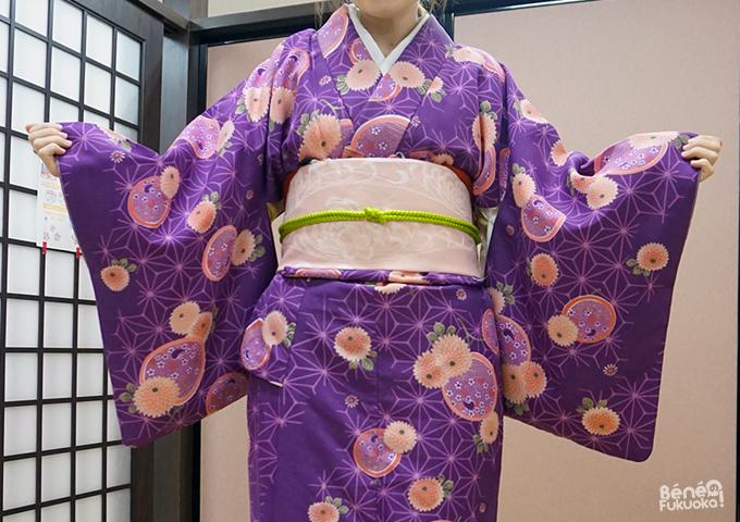 Kimono française Béné