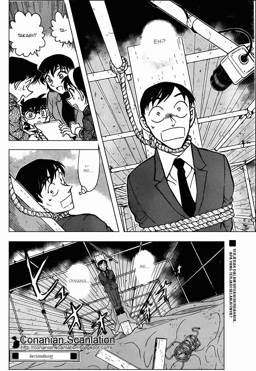 Indo, Detective Conan 804 Bahasa Indonesia, Detective Conan 804 Online