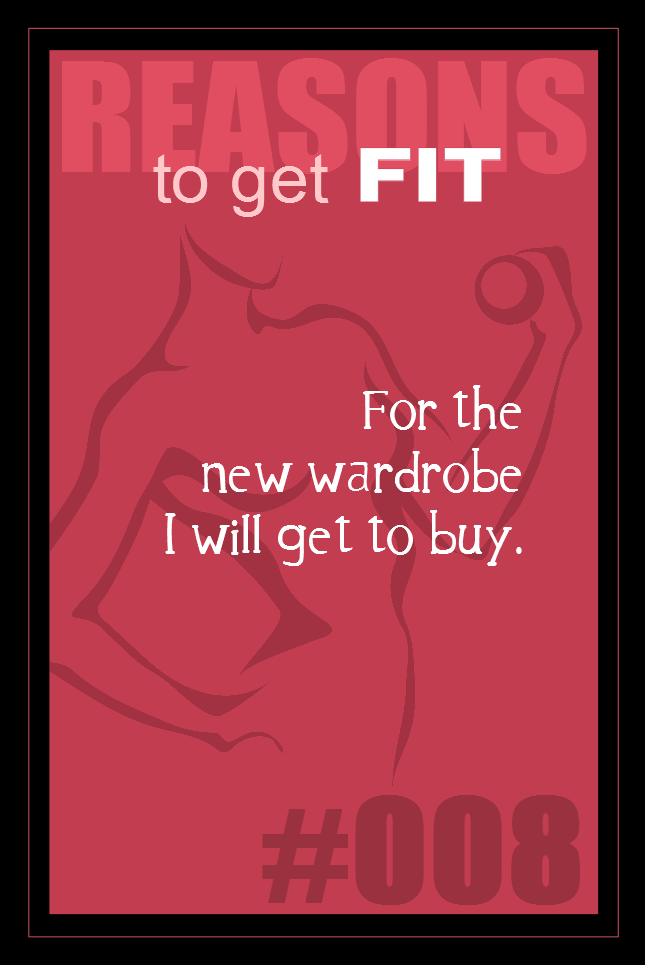 365 Reasons to Get Fit #008