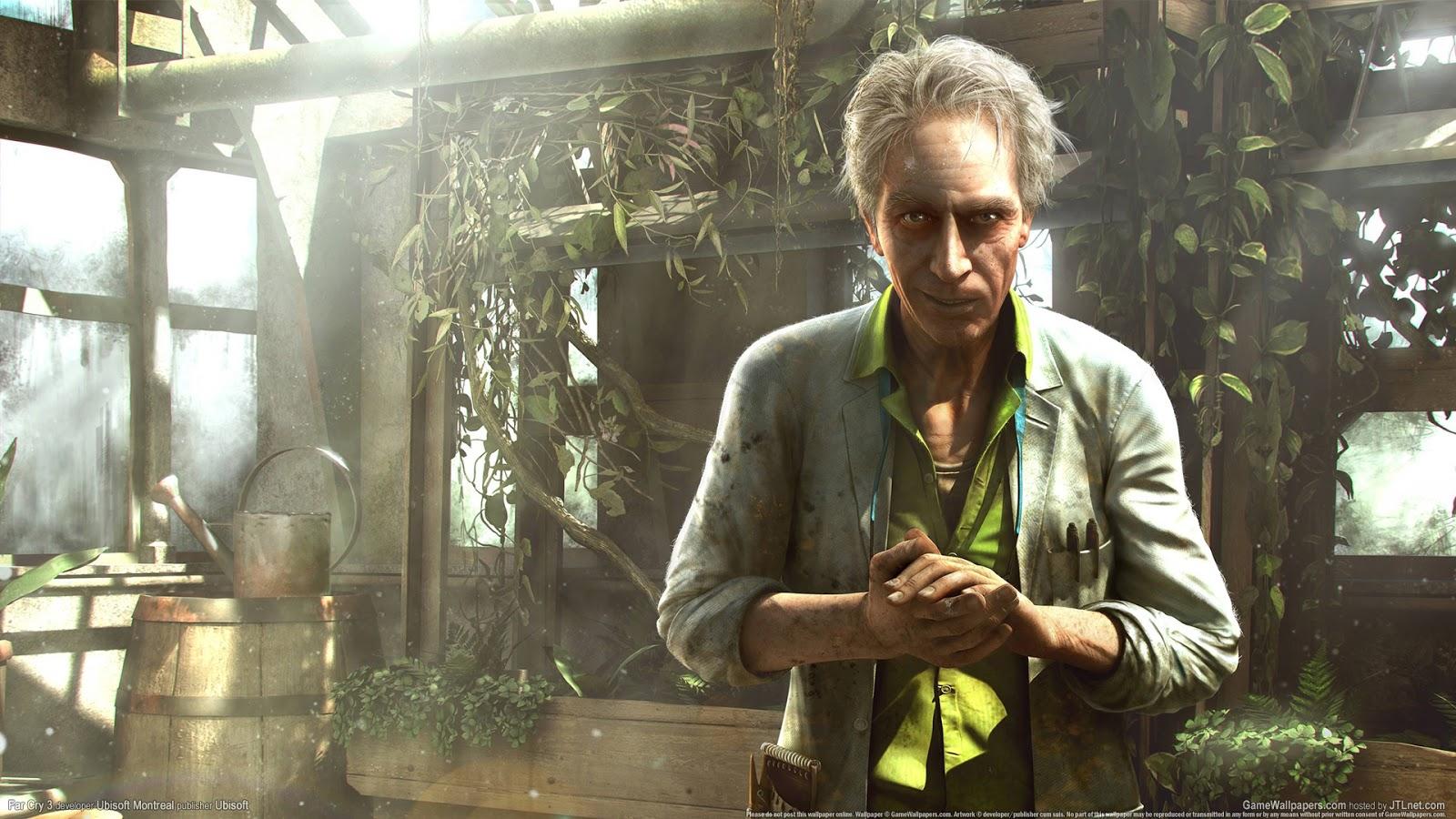 Far Cry 3 Citra Actress Korn's Arca...