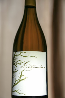 Destination Chardonnay with Pan Seared Scallops from Charlie Palmer Steak D.C.