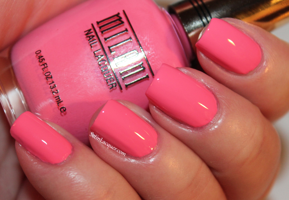 Popping Pink