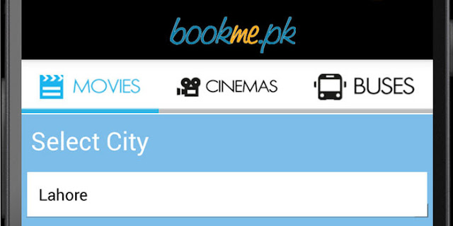BookMe Premium App – Book Movie & Bus Tickets from your Smartphone