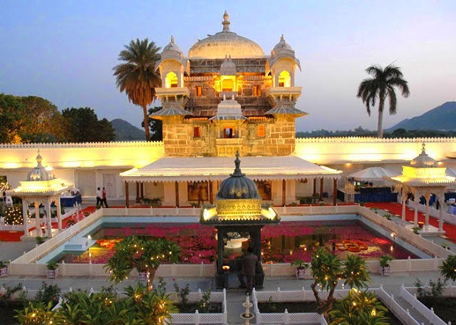 Jag Mandir in Udaipur