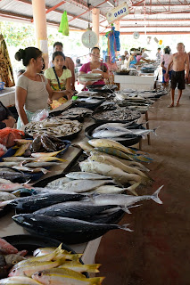 Market at Daanbantayan, Cebu, Philippines