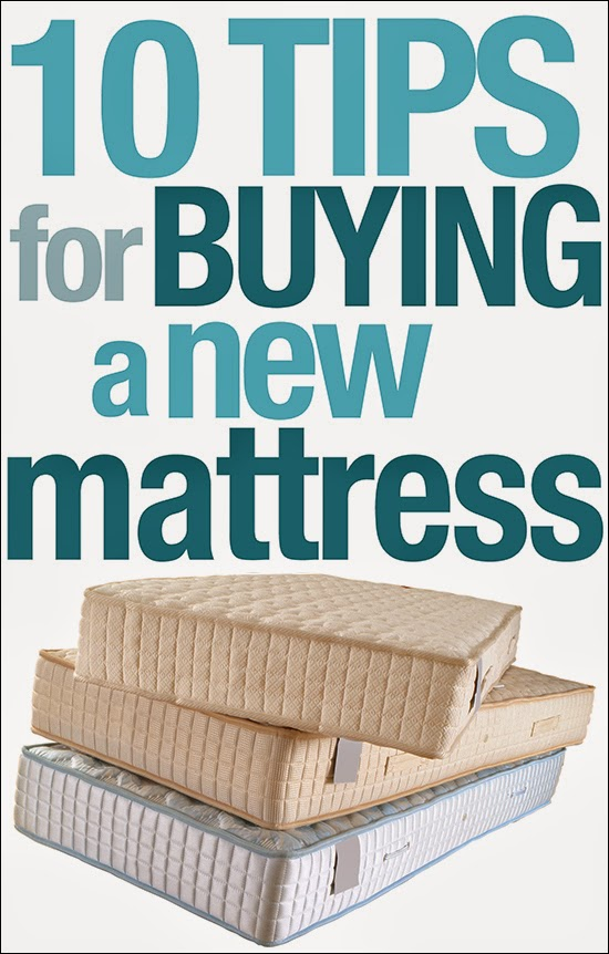 10 Mattress Shopping Tips
