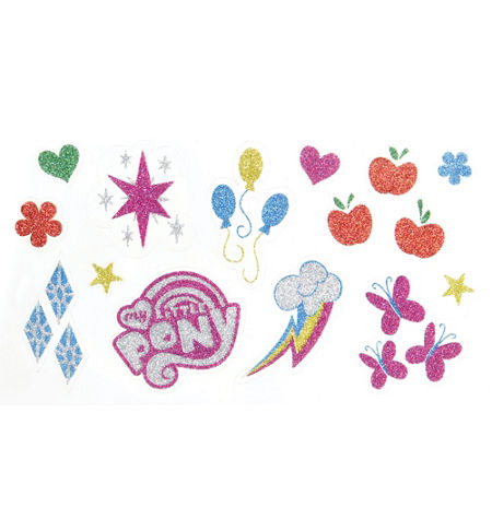 MLP Body Jewelry Cutie Mark Mane 6