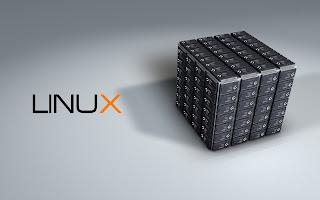 Linux CPU Cube HD Wallpaper