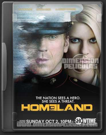 Homeland (HDTV Temporada 1 Inglés Subtitulada)