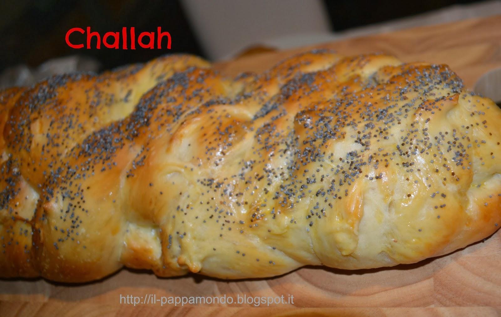 challah - il pane ebraico