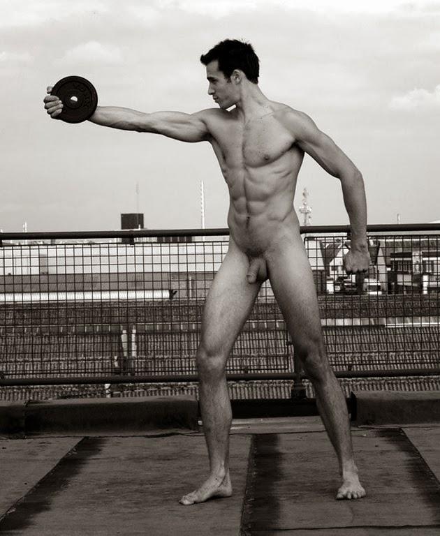 Обнаженные Спортивные Атлеты Мужчины Фото