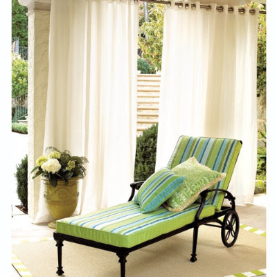 Morrone Interiors Patio Drapes Super Or Superfluous