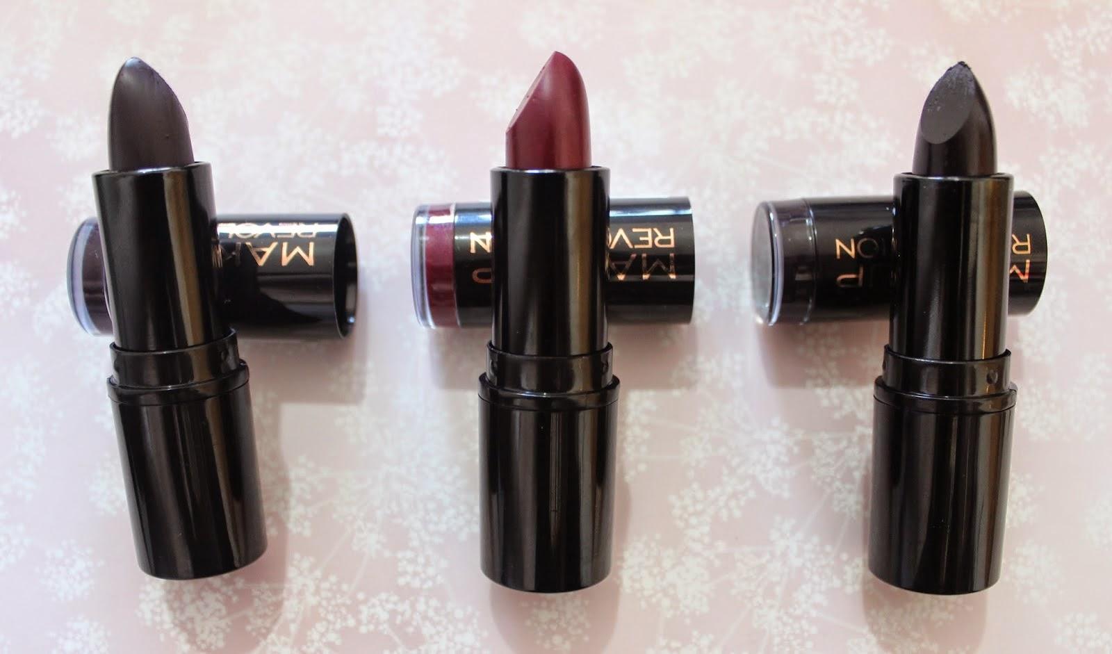 vamp lipstick makeup revolution